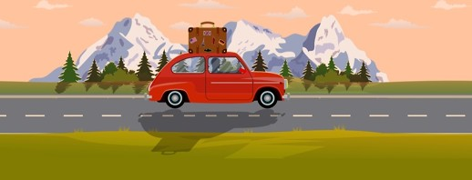 Two Weeks on the Road: Logistics for Convenient, Safe and Secure Travel image