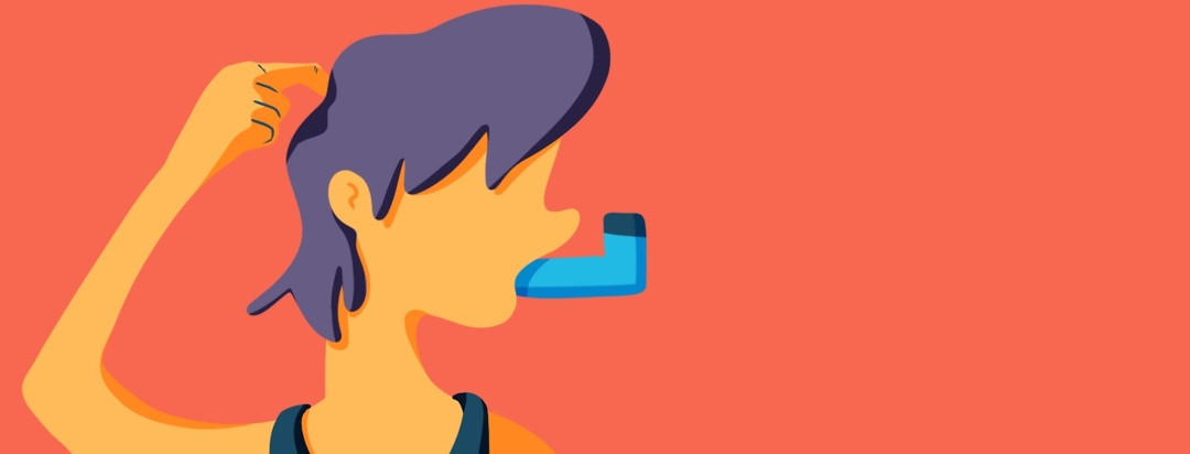 On inhaler demonstrations and technique checks, or lackthereof.