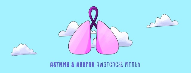 Spotlight- May is Asthma and Allergy Awareness Month image
