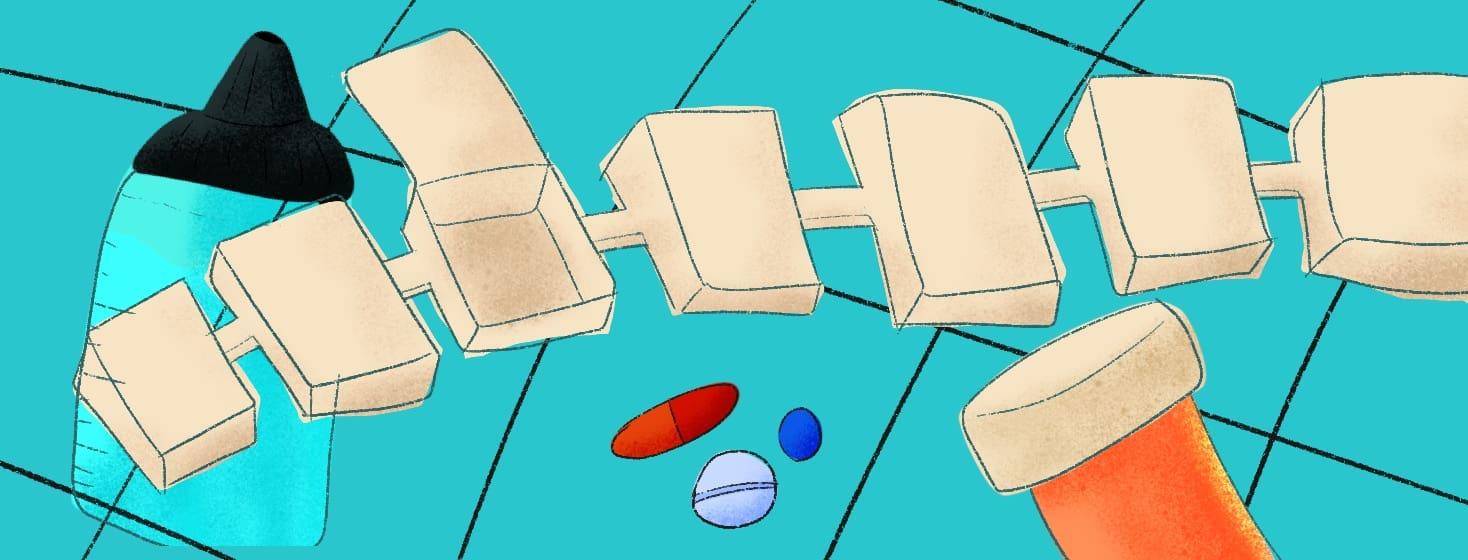 various medications