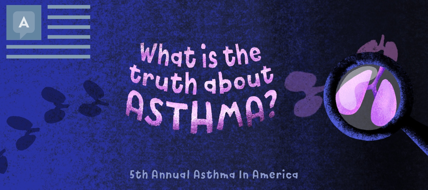 image for asthma in america that says what is the truth about asthma?