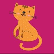 a cute cat with dander
