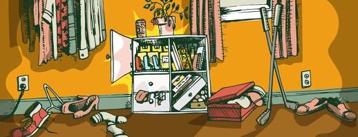 The IKEA Storage Cube: Storing Medications image
