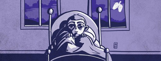 Asthma and Insomnia image