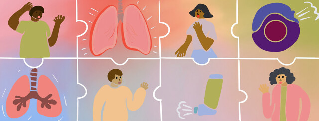 Different Asthma experiences make up the larger whole and add to research.